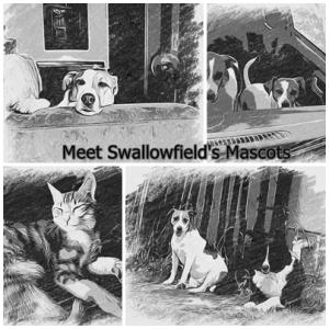 Swallowfield's Mascots